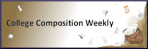 College Composition Weekly Banner