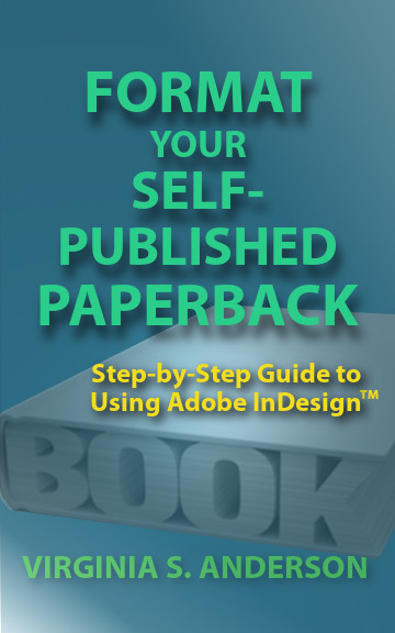 Format Your Self-Published Paperback cover